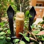 iced coffeee